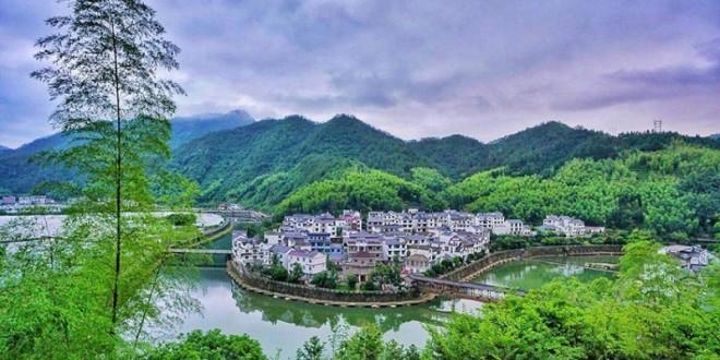 浙江:践行绿色发展理念 推动美丽乡村建设