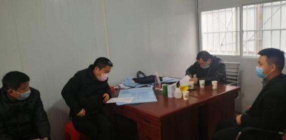 黄梅:强化项目五方责任主体  严查关键岗位到岗履职