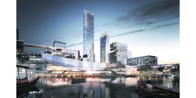 成都:5G智慧城先导区城市设计方案出炉
