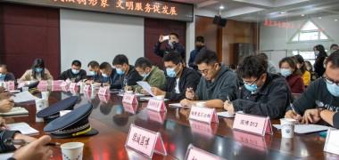 """用""""星""""做好服务,汉阳城管开展月度""""服务之星""""评选"""