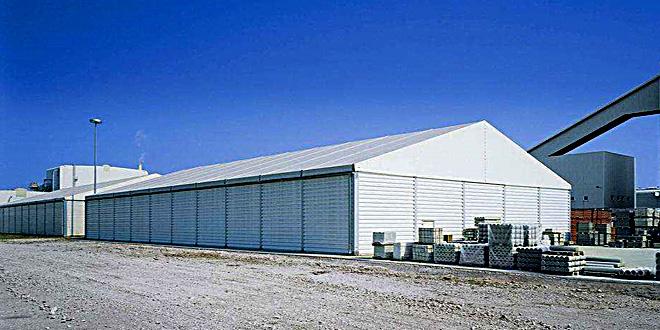 江西国际中标博茨瓦纳科隆伯格仓库扩建项目