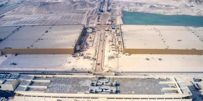 中国能建葛洲坝集团卡塔尔供水E标项目开始移交